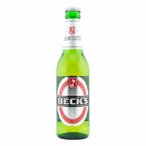 Bere Becks, la 0.33l, la restaurantele chinezeşti KungFu King, din Bucureşti, este acum disponibilă şi la livrarea comenzilor dumneavoastră.